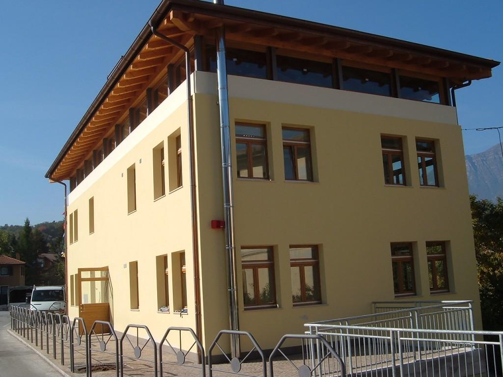 Ristrutturazione ex caseificio Sopramonte