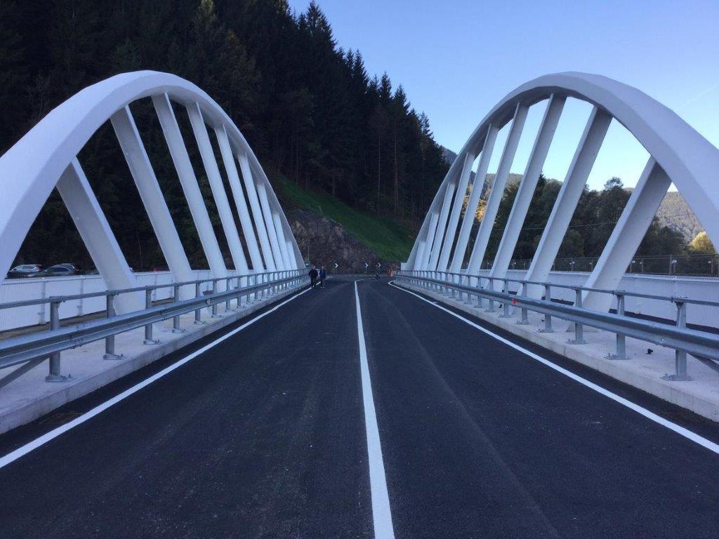 Ricostruzione ponte a Stramentizzo