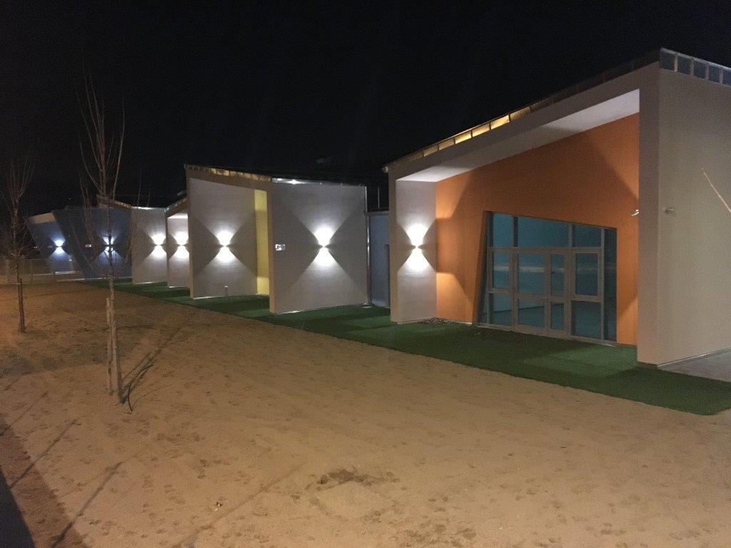 Nuova scuola materna ed asilo nido in via Amstetten a Pergine Valsugana